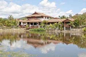 Balinese house_main pavillion